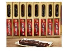 Koreň kórejskeho ženšenu v mede